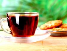 У якому чаї більше кофеїну