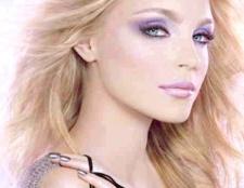 Варіанти макіяжу для блакитних очей