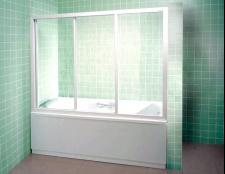 Вибір шторки для ванної