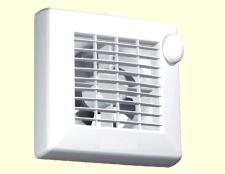 Витяжний вентилятор на кухні
