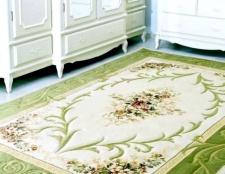 Як самостійно продати килим