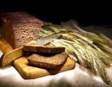 Як сдедать маску для волосся з житнього хліба