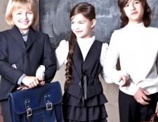 Яка шкільна форма сьогодні в моді