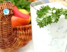 Кефірна дієта для схуднення