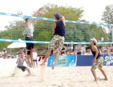 Літні олімпійські види спорту: пляжний волейбол