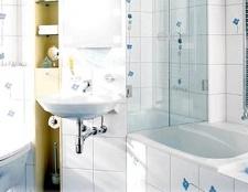 Облаштування ванної кімнати