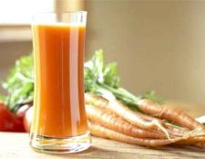 Як зробити морквяний коктейль