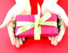 Що подарувати дитині