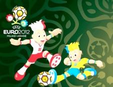 Хто входить до складу учасників Євро 2012