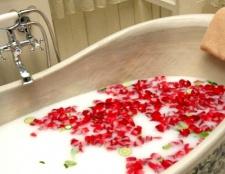 Медові ванни: рецепти