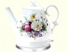 Електричний чайник з кераміки