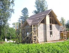 Етапи будівництва будинків з піноблоку