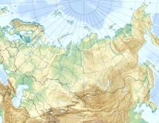 Як визначити протяжність Росії