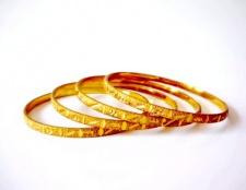 Як відрізнити золото від латуні
