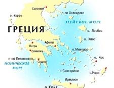 """Звідки взялася назва """"Греція"""""""