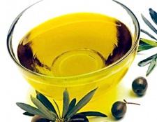Живильні маски для волосся з оливковою олією