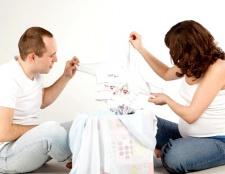 Список перших речей для новонародженого