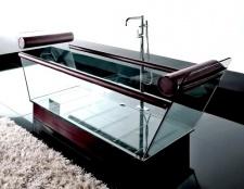 Скляна ванна
