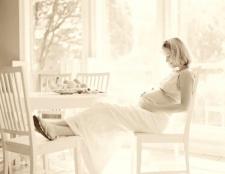 Перебіг вагітності по тижнях
